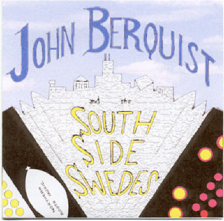 CD cover, Berquist and the Swedes