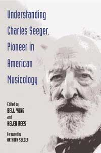 Cover of Understanding Charles Seeger